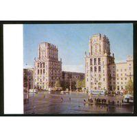 1969 ДМПК МИНСК, Привокзальная площадь