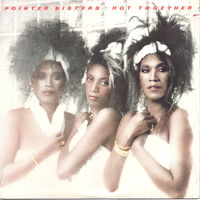 LP Pointer Sisters 'Hot Together' (запячатаны)