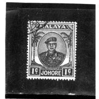 Малайя. Johore. Mi:MY-JO 115. Султан Ибрагим.1949.
