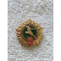 СССР Значёк ГТО III степень.