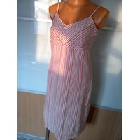 Платье сарафан, 100% хлопок, р.48