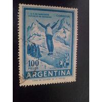 Аргентина .Спорт
