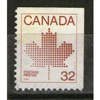 Канада. Михель- 864-Е. Чистая.