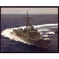 ВМС Австралия Военный корабль