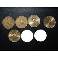 Венгрия 5 форинтов список (цена за монету)