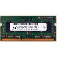 Память для ноутбука SO-DIMM DDR3