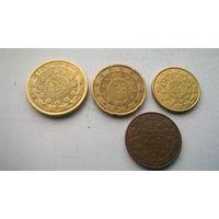 Португалия набор евро центов