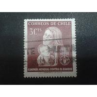 Чили 1963 мать и ребенок