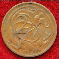 7287:  2 цента 1974 Австралия