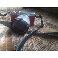 Фотоаппарат Fujifilm X-A1 Kit 16-50mm