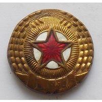 Кокарда военная КНДР