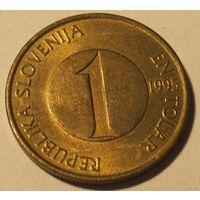 Словения 1 толлар 1995