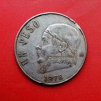 96-23 Мексика, 1 песо 1978 г.