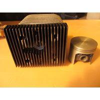 Цилиндр двигателя ПО-20 от мотодельтоплана