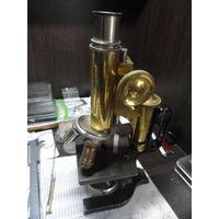 Микроскоп старый германия