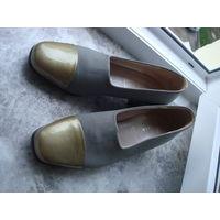 Новые немецкие туфли HASSIA 40 размера.