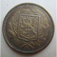 Финляндия. 5 марок 1937.  5-327