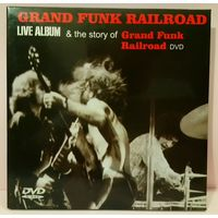 Grand Funk Railroad - Live Album(CD)+ Story Of (DVD)