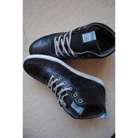 Кожаные мужские ботинки Bullboxer