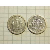 Ямайка 5 долларов (список)