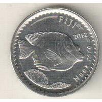 Фиджи 5 цент 2012