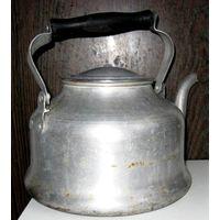 Чайник алюминиевый 4л, З-д Красный Выборжец 50-60г из кинофильма ДЕВЧАТА