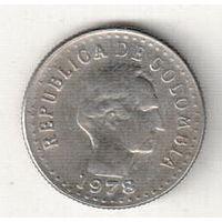 Колумбия 10 сентаво 1978
