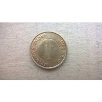 Словения 1 толар 2000г. (D-21)