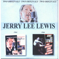 Jerry Lee Lewis - The Greatest Live Shows On Earth '64 & '66