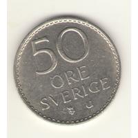 50 эре 1973 г