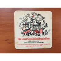 Подставка The Great Glenfiddish Haggis Hunt /1975, Шотландия/