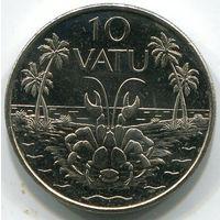 ВАНУАТУ - 10 ВАТУ 1999