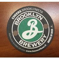 Подставка под пиво Brooklin Brewery No 2