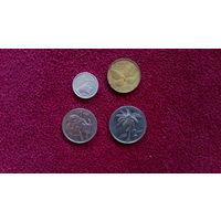 Филиппины 4 монеты
