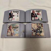 Картриджи Nintendo64