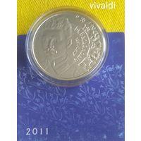 М. Богданович 120 лет.серебро, 10 рублей, тираж 2000 шт.