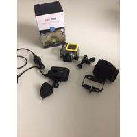 Видеорегистратор рабочий в комплекте чехлы и пр. SeeMax DVR RG700 Pro