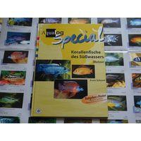 Пресноводные коралловые рыбы: Малави (с постером)