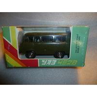 "Модель авто ""УАЗ 452В"". 1:43. Made in USSR. А41"