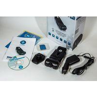 Видеорегистратор JJ-Connect Videoregistrator 3000 GPS запись видео: 656x488 при 30 к/с (циклическая), поддержка SD (SDHC), g-сенсор, GPS, питание от бортовой сети автомобиля, микрофон, хорошее состоян