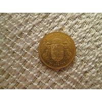 10  крон , Австро-Венгрия ,  Венгрия ,  Франц-Иосиф ,  1906 г.