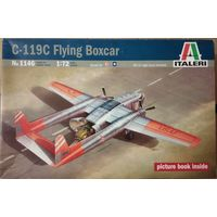C-119C Flying Boxcar (1146) м. 1:72