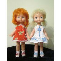 Куклы СССР одним лотом.
