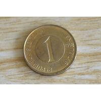 Словения 1 толар 1998