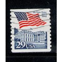 Марка США Флаг USA 29