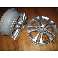 Оригинальные колесные диски 52910A2200 Hyundai/Kia. Цена  одним лотом за 4 диска.