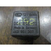 101549 Audi 80/100 реле 292 - 00488502