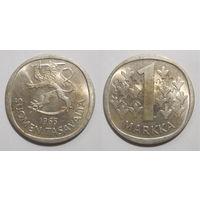 Финляндия - 1 марка 1965