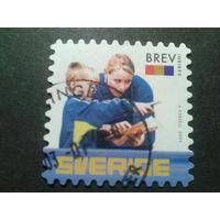 Швеция 2003  100 лет детской спорт. школы