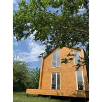 Каркасный дом в современном стиле Минимализим